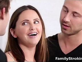Teen Step Sister Gets Punish Fucked By Both Her Brothers