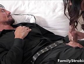 Daughter While Step Dad Sleeps