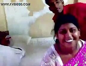Delhi aunty with devar