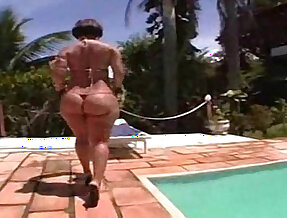 Darlene Delanie Brazilian Brickhouse