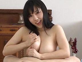 Bsty Azusa Nagasawa amazes with cock sucking