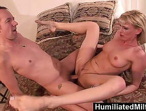 Humiliated Milfs Picked Up and Plowed in All Holes