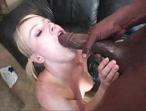 sharon blonde interracial