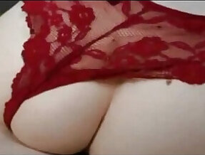 Wife creampied on real homemade