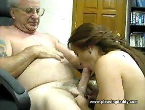 Slut Auditions For Old Pervert