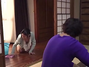 Japanese Mom When He See Nipple LinkFull