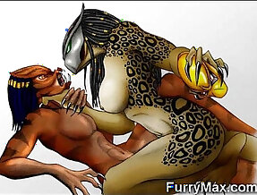 Crazy Sexy 3D Creatures!