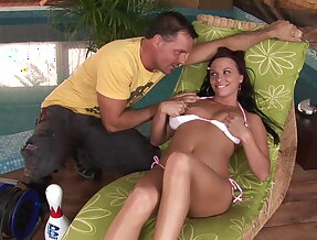 Deep anal fisting, fucking and a creampie