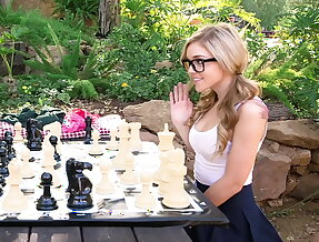 Checkmating with Kali Roses