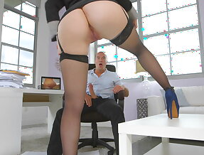 Servicing the boss