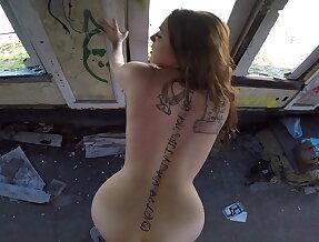 Leigh rose loves money & dick